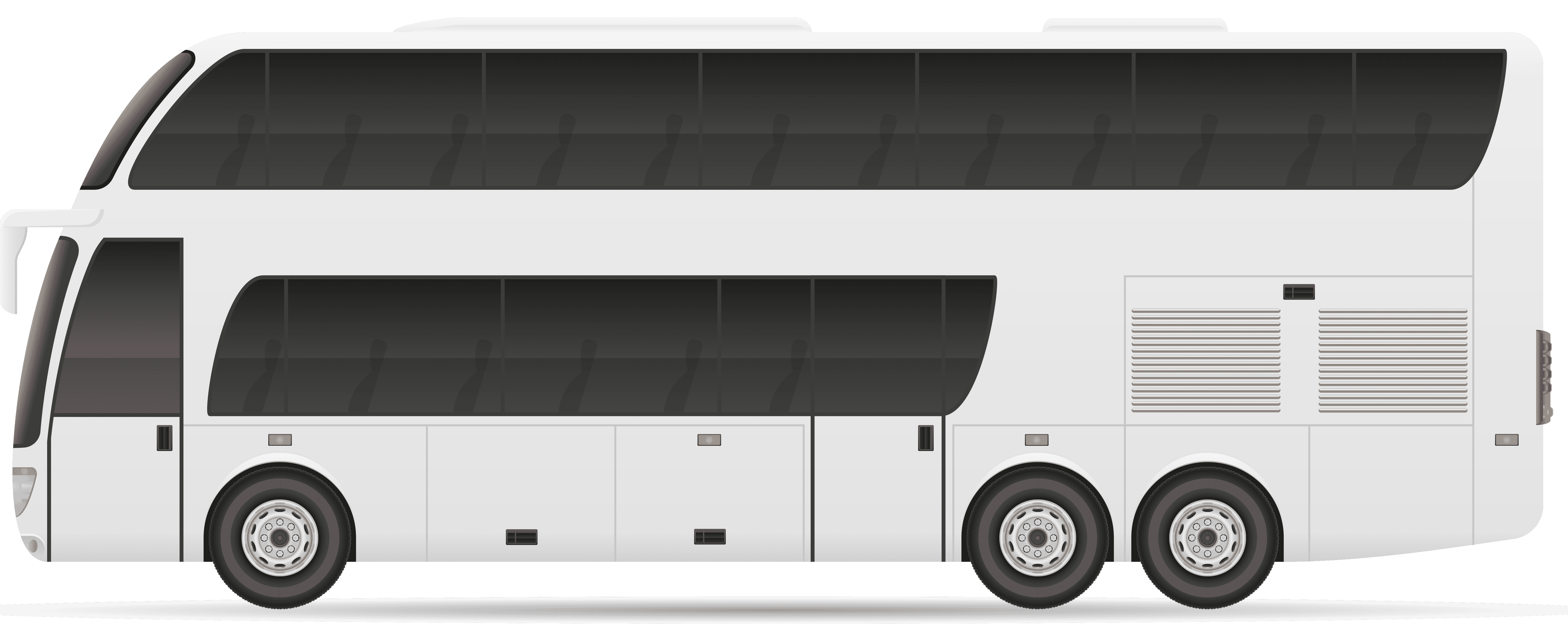 Dubbeldekker bus huren Westland