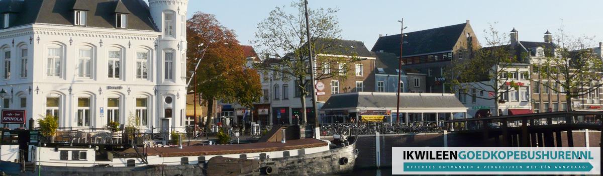 Goedkope partybus huren in Breda
