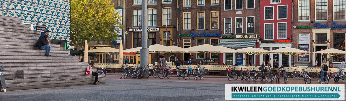 Goedkope partybus huren in Groningen